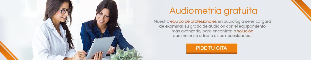 audiometria gratuita audiotek